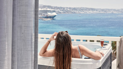 Mykonos Princess – HONEYMOON JACUZZI SEA VIEW SUITES (12)