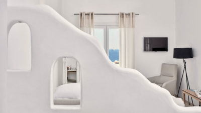 Mykonos Princess – HONEYMOON JACUZZI SEA VIEW SUITES (9)