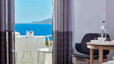 Mykonos Princess – Junior Suite Sea View (1)