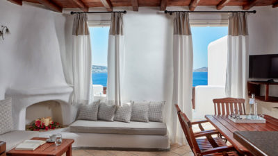 Mykonos Princess – Traditional Mykonian Maisonettes (8)